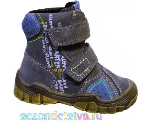 Ботинки утепленные 91204-53C Bartek