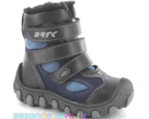 Ботинки утепленные 91951-E97 Bartek