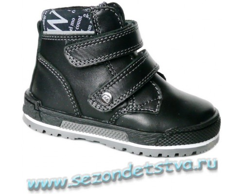 Ботинки утепленные 91776-D02 Bartek