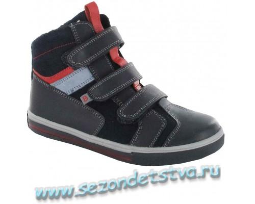 Ботинки утепленные 94106-14R Bartek