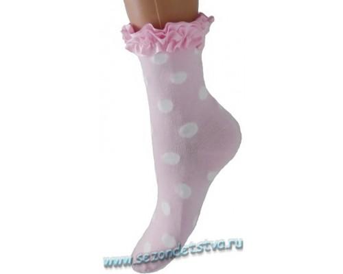 Носки розовые