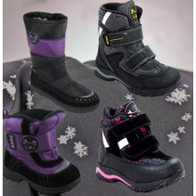 Поставки зимней обуви I-glu