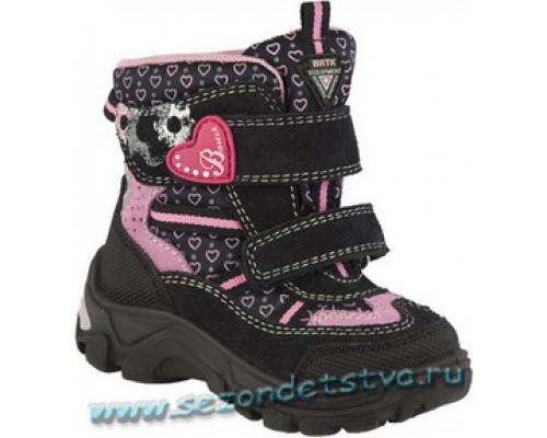 Ботинки 11928-0JB Bartek
