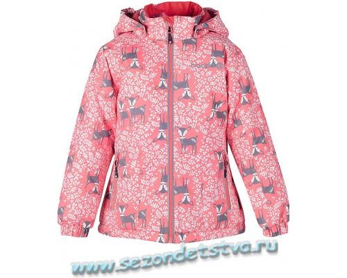 Куртка для девочки ВК 38008/Н5 Crockid