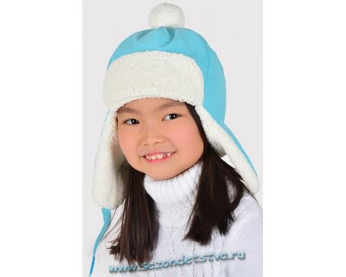 Детская недорогая мембранная шапка ВК 50000/1 БЮ