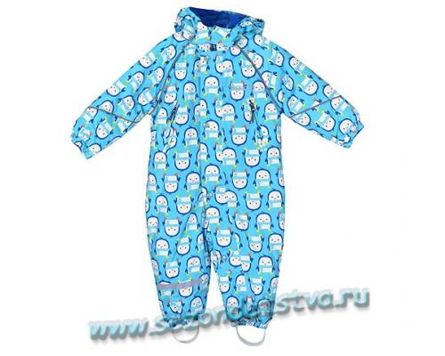 Детский недорогой мембранный комбинезон ВК 60008/н/2 ФФ