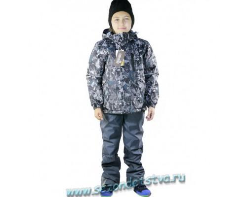 Куртка мембранная K3606H-2 Crockid