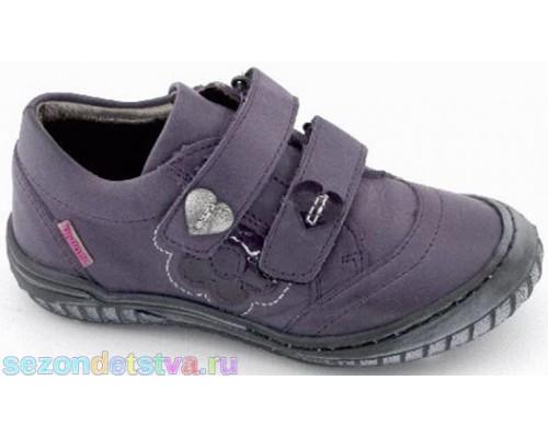 Полуботинки фиолетовые 313074-2 Froddo