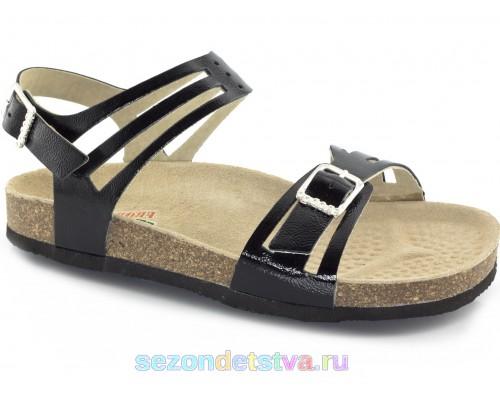 Сандалии черные G4150017-1 Froddo