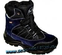 Ботинки на шнурках и молнии