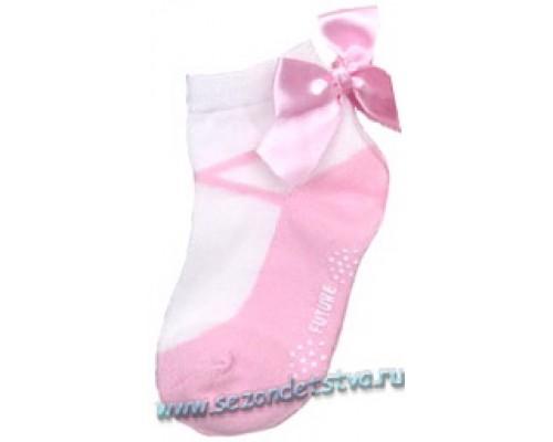 Носки розовые Кокетка  Корея