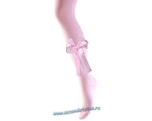 Колготки розовые Куколка Корея