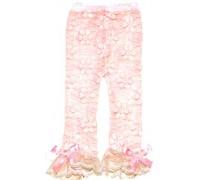 Лосины розовые