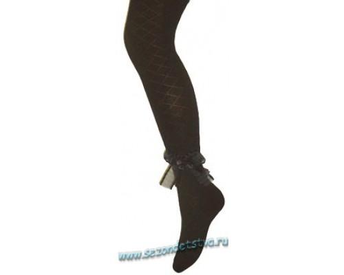 Колготки коричневые Янка Корея