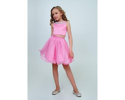 Платье Ladetto 2Н62-1 Ладетто, цвет розовый