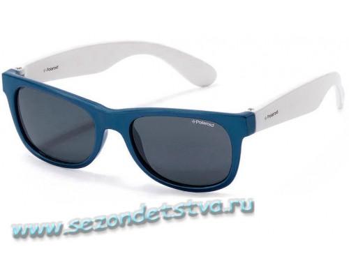 Солнцезащитные очки Polaroid P0300B и чехол в подарок