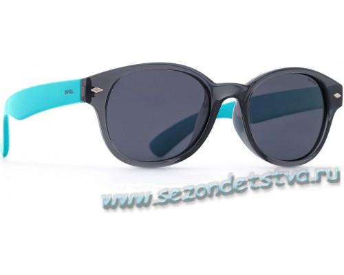 Очки INVU K2504C черные с бирюзовым