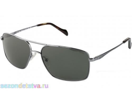Солнцезащитные очки стеклянная линза INVU P1101B + жесткий чехол в подарок