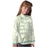 Блузка молочная