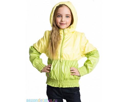 Куртка желтая 60010 Orby