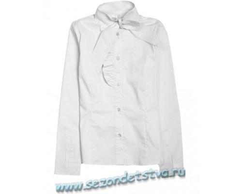 Блузка белая 60473/1 Orby