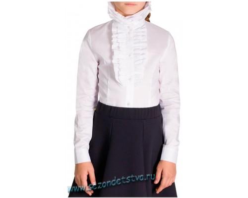 Блузка школьная белая 61856 Orby