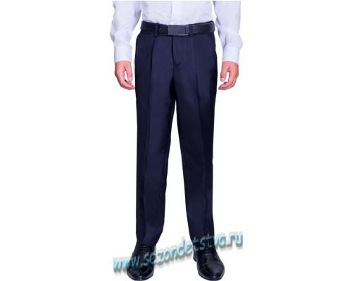 Orby Синие школьные брюки для мальчика