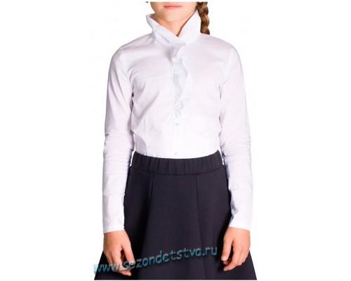 Блузка белая 61932 Orby