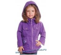 Ветровка фиолет