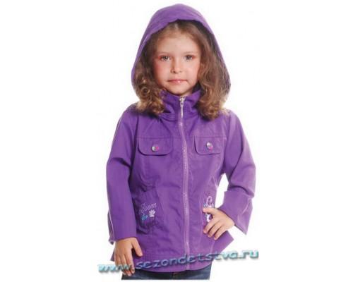 Ветровка фиолетовая 7601 Orby