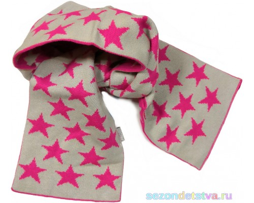 8810 Орби шарф для девочки