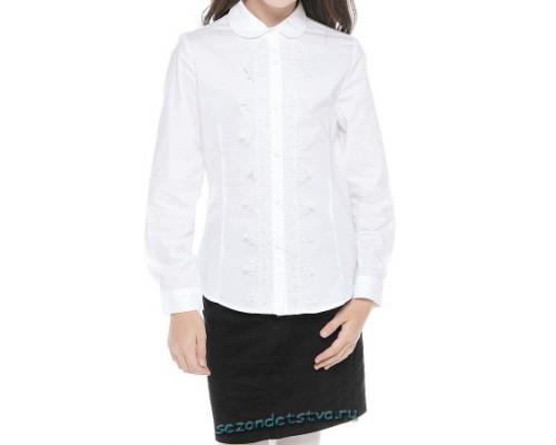 Школьная форма для девочки - Блузка белая Vitacci