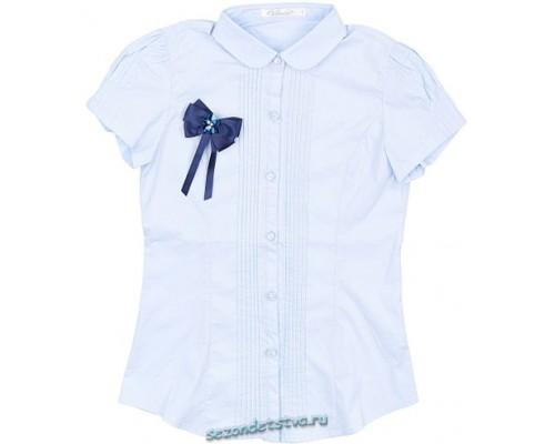 Школьная форма для девочки - Блузка голубая Vitacci 2163062-10