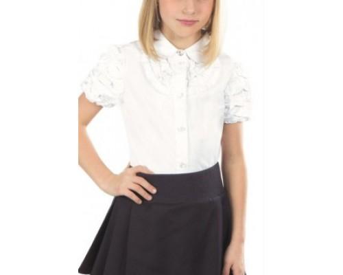 Блузка белая 30140 Orby