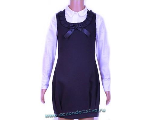 Платье синее 8320217 Vitacci